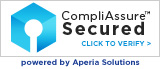 secure compliance seal