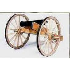 Decorative Half Scale Cannon